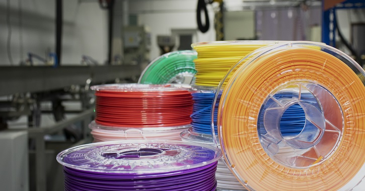 More info on 3D Print Filaments