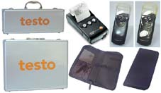 More info on Accessories for Testo 922 and 925