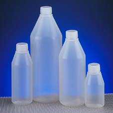 More info on Narrow Neck, Sloping Shoulder LDPE Bottles