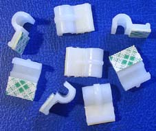 More info on Self Adhesive Tube Clips